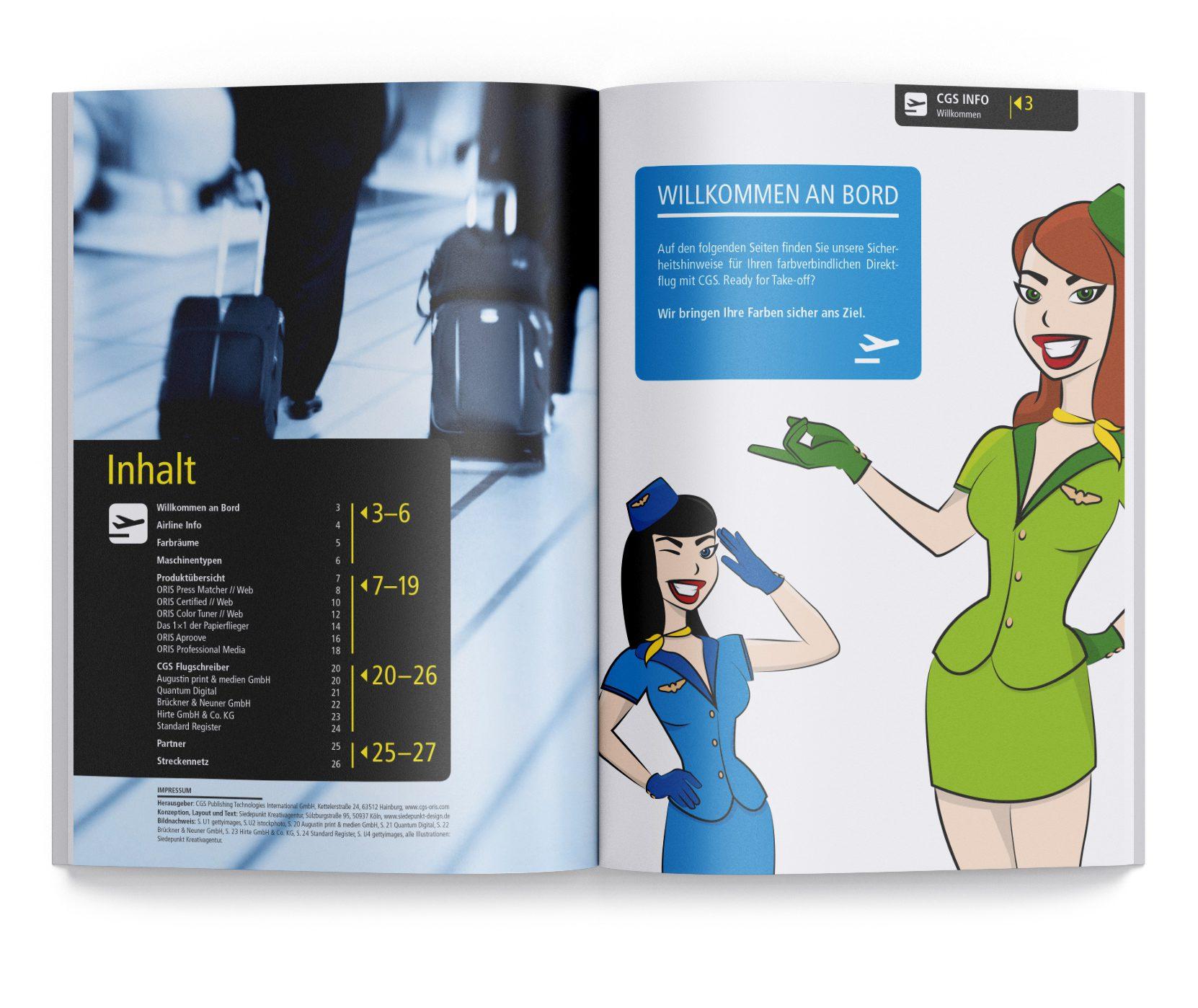 "Kundenmagazin ""drupa"" 1"