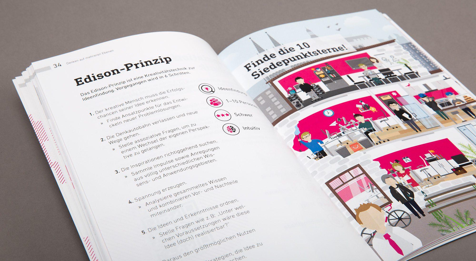 "Handbuch ""Creative Pocket Guide"" 1"