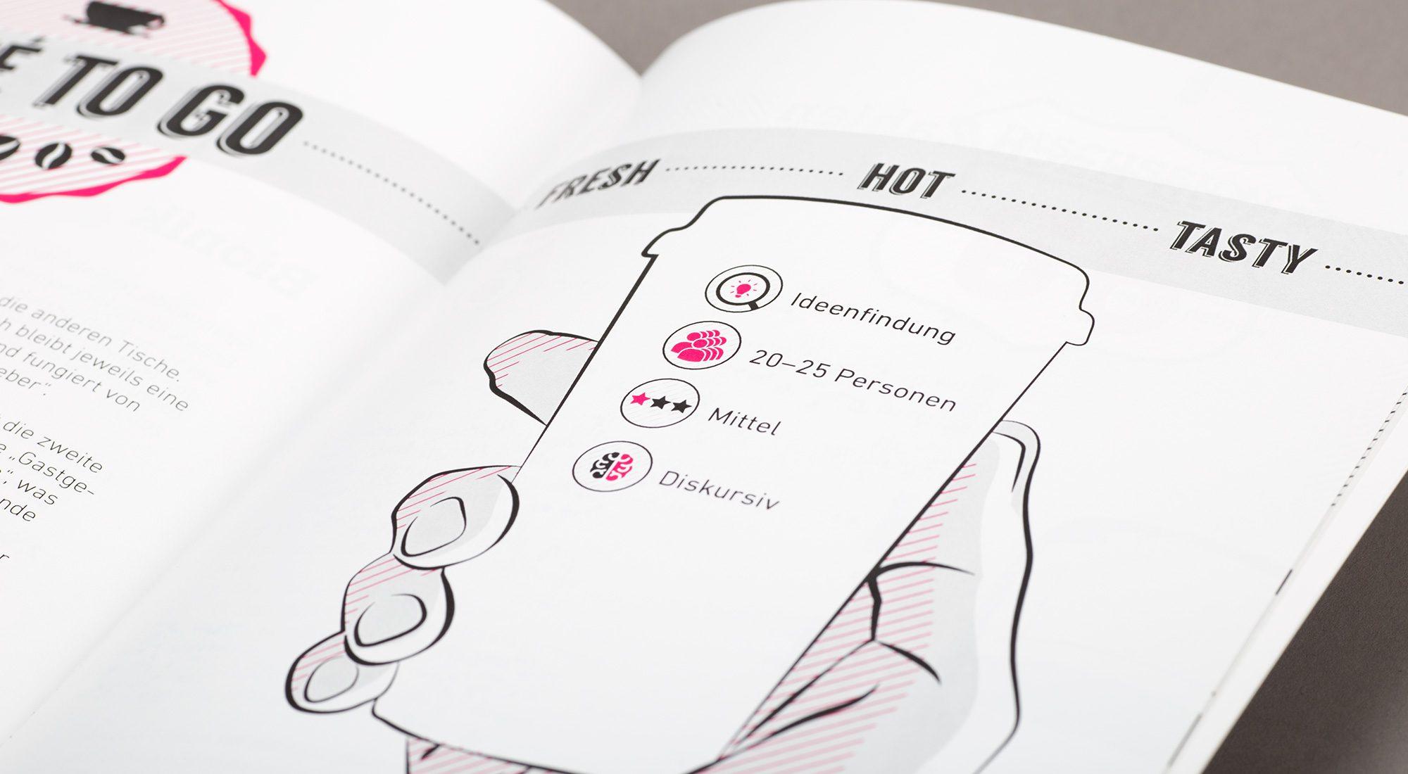 "Handbuch ""Creative Pocket Guide"" 3"