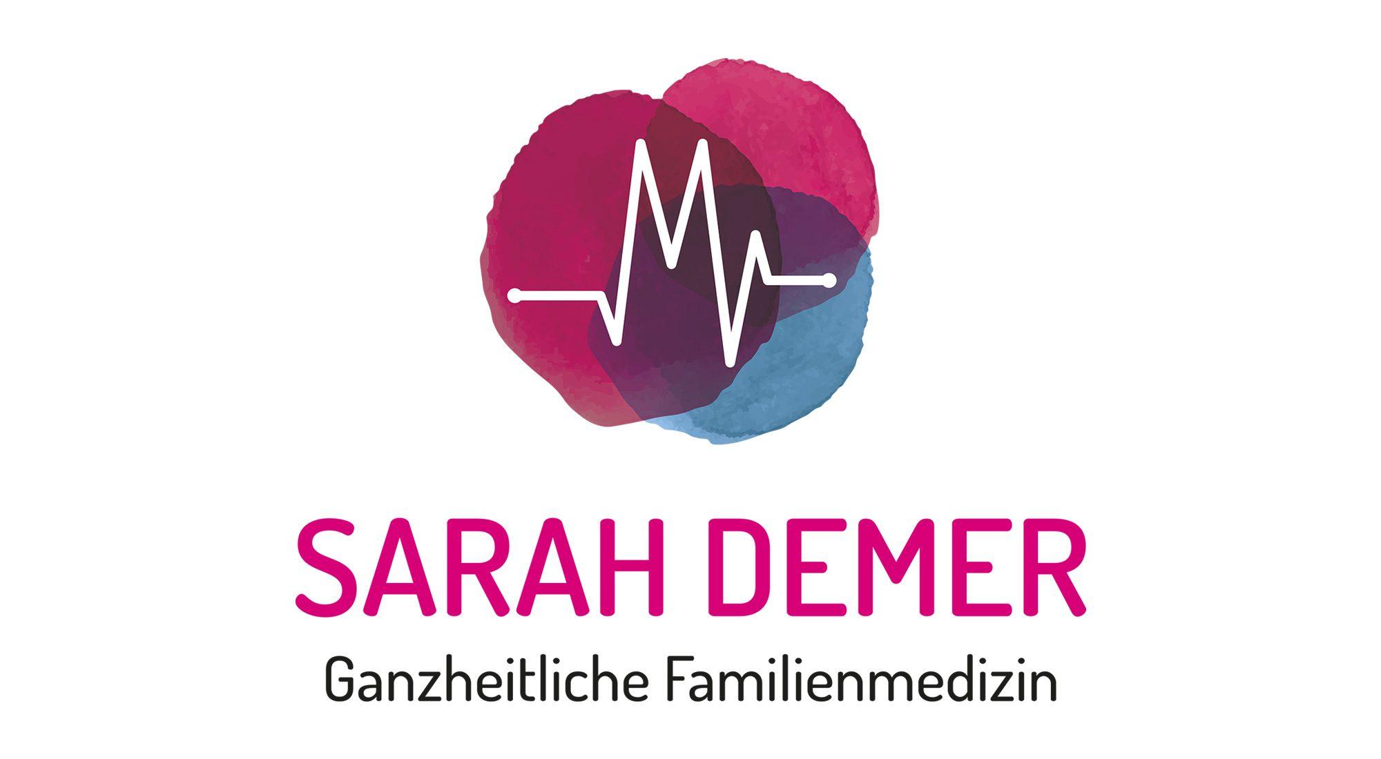 """Geschäftsausstattung """"Sarah Demer"""" 1"""