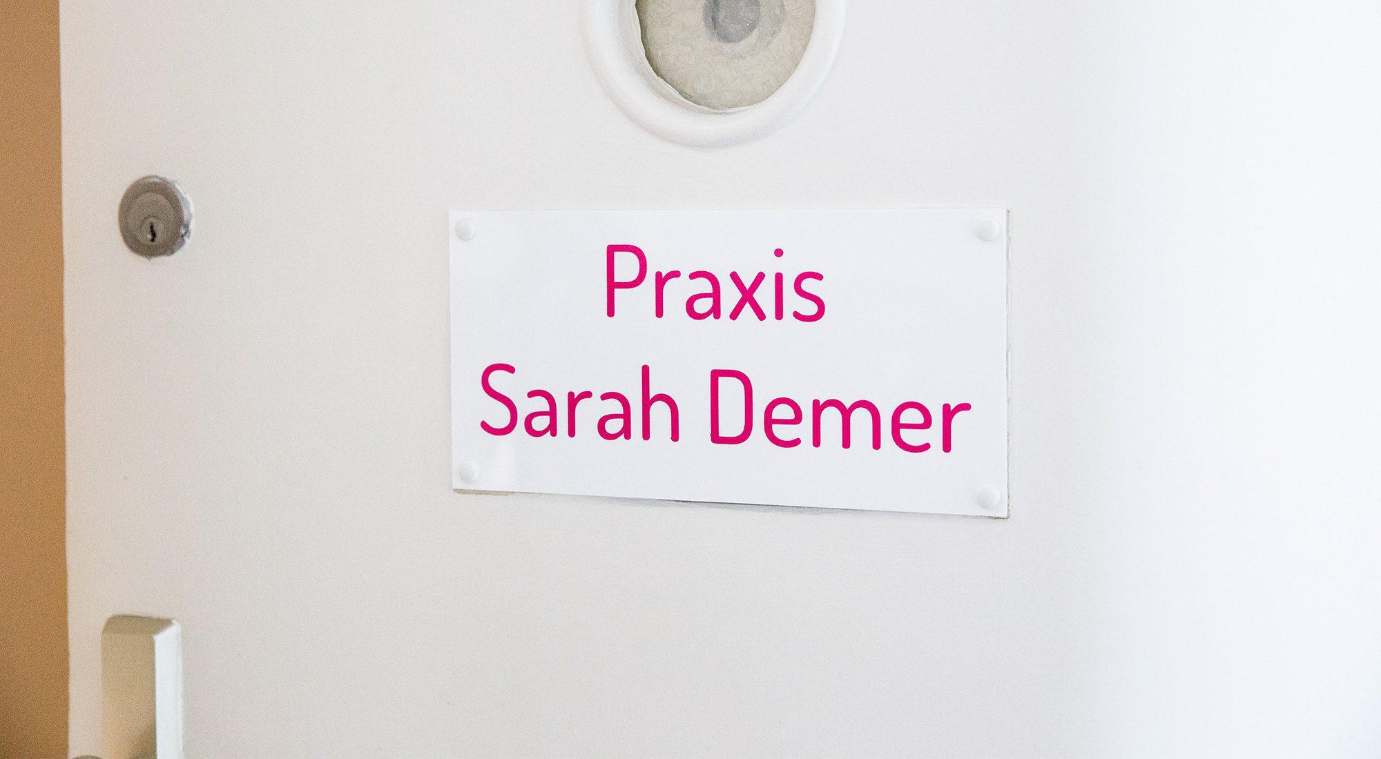 """Geschäftsausstattung """"Sarah Demer"""" 15"""