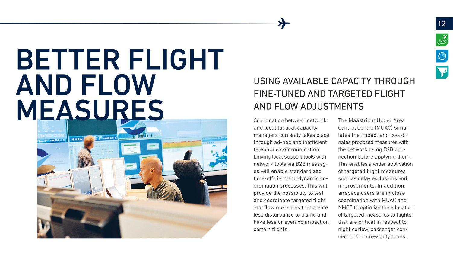 """Broschüre """"Smarter Flight Measures"""" 35"""