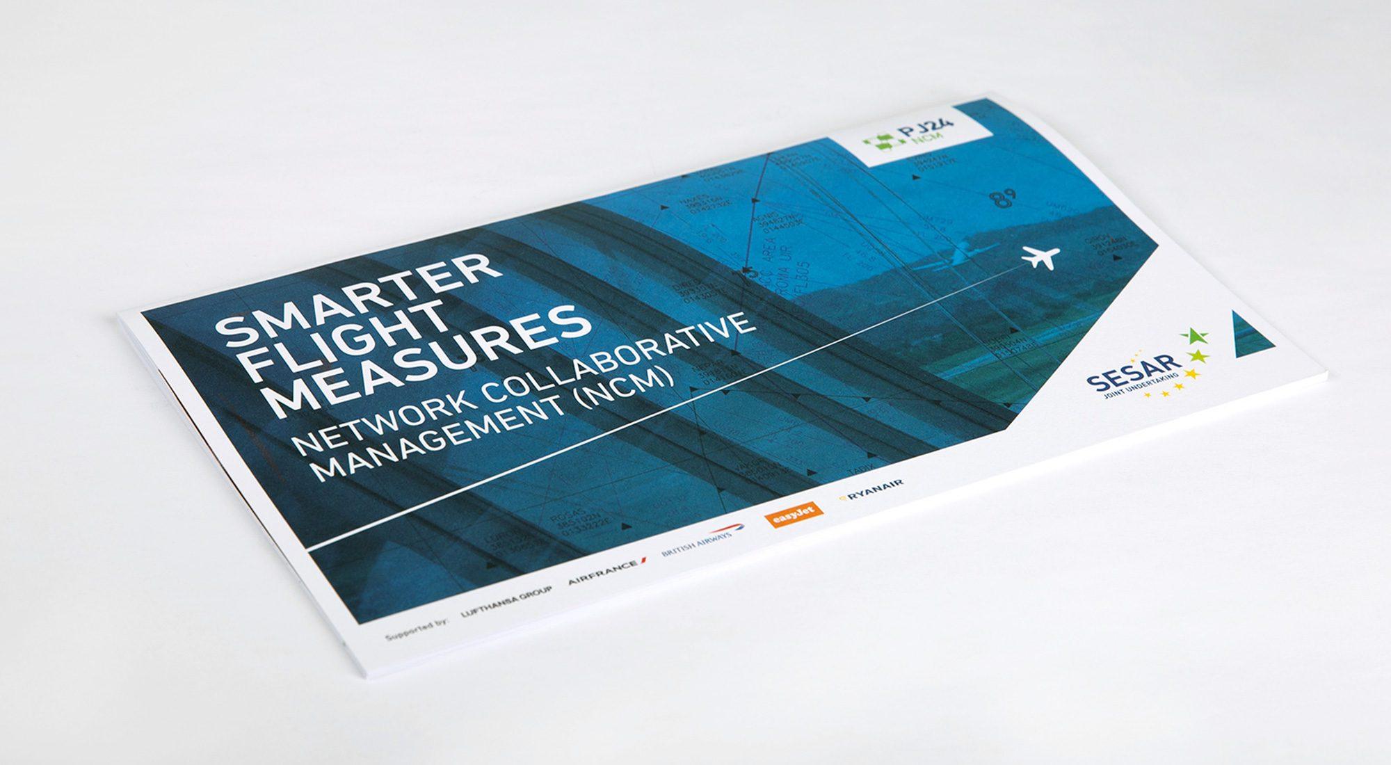 """Broschüre """"Smarter Flight Measures"""" 1"""