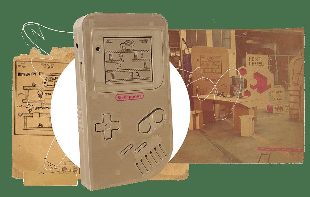 Cardboard Boy 1